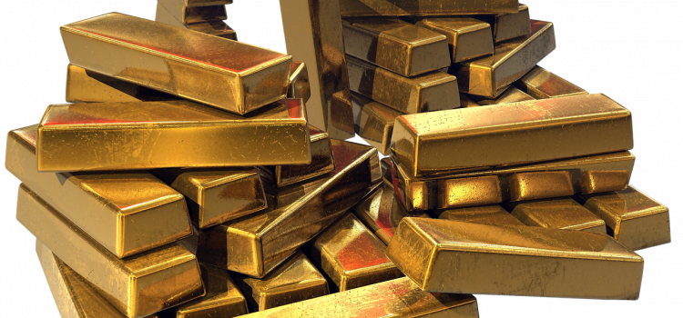 Gold Gold Bars Treasure  - jean52Photosstock / Pixabay